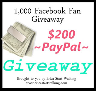 1000 facebook Fan giveaway logo