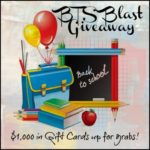 Blogger Sign-up: Back to School Blast Event