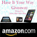Blogger Sign-up: Warming It Up Your Way Giveaway