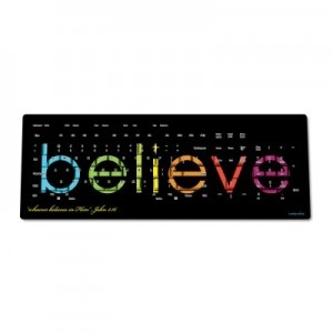 believe keyboard giveaway
