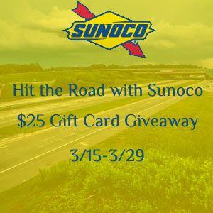 $25 Sunoco Giveaway
