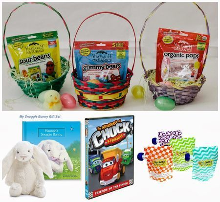 spring into easter giveaway prize