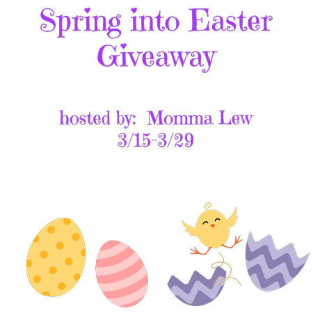 spring into easter giveaway