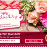 Kellogg's Mom's 100 Point Bonus Code